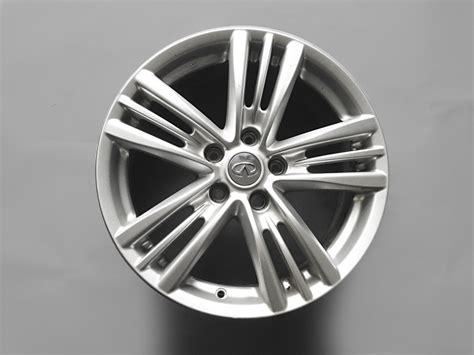 infiniti oem rims infinity g37 original 17 inch rims tirehaus new and