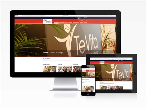 homepage mit eigener domain tevita mit eigener homepage tv lemgo