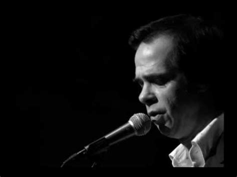 boat song nick cave nick cave leonard cohen s suzanne youtube
