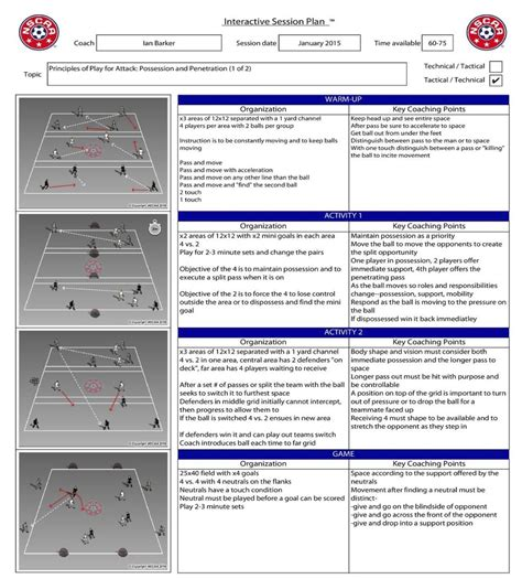 Coach B youth to pro soccer a resource for all coaches and players