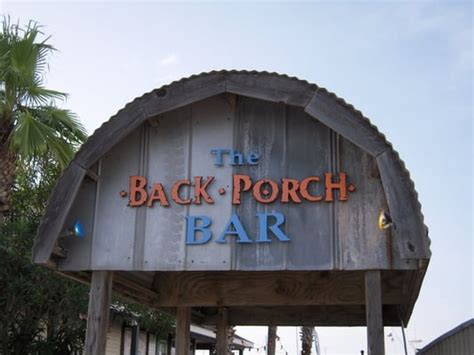 Back Porch Port Aransas by The Back Porch V 230 Rtshuse Port Aransas Tx Usa Yelp