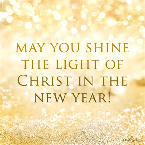 may you shine light of christ this new years pictures