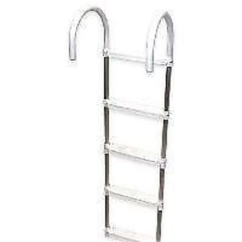 boat ladder portable boater sports 52406 portable boarding pontoon ladder 5