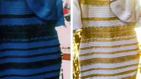 azul y negro o dorado y blanco de qu color ves este 161 el vestido de dos colores paraliz 243 espa 241 a el gancho