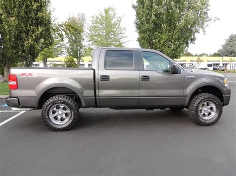 crew cab 2006 f150 2006 ford f 150 fx4 road 4x4 crew cab lifted lifted