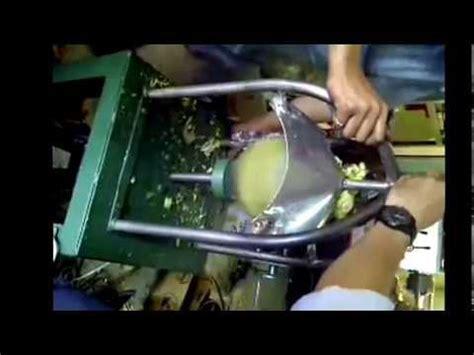 Mesin Parut Kelapa Jual Mesin Pemotong Kelapa Thailand Bentuk