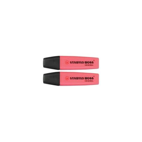 Stabilo Pink Isi 10 70 56 10 stabilo highlighter pen pink pack of 10