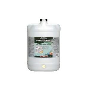 greasebuster 25l surface cleaner sanitiser septone