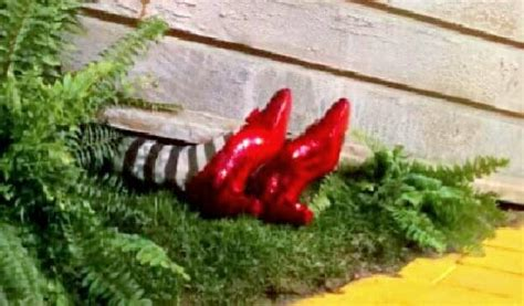 wicked witch shoes under house wizard of oz witch under house www pixshark com images galleries with a bite