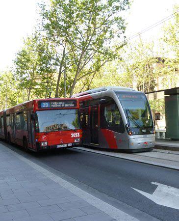 barcelona zaragoza bus propuesta de arrabal para ajustar bus y tranv 237 a qu 233 es
