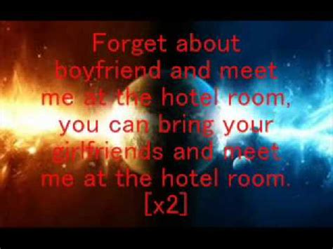 pitbull hotel room lyrics pitbull hotel room service lyrics