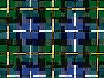 scottish colors the tartan of clan macneil of barra modern colors