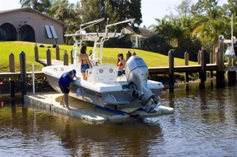 hurricane boats lifts hurricane boat lifts sailing smoothly with innovation