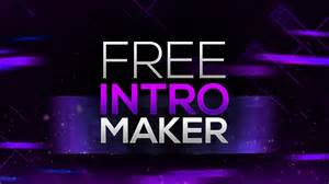 how to make an intro for youtube videos for free no