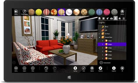 live interior 3d interior design software for windows