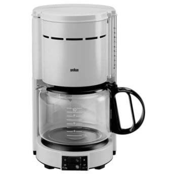 braun koffiezetapparaat kf 147 kannendeckel f 252 r braun kaffeemaschine kf 47 typ 4069