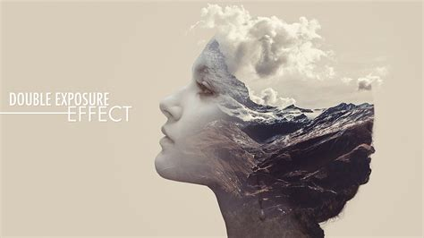 double exposure photoshop tutorial italiano double exposure effect photoshop tutorial youtube