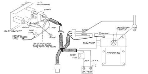 pto wiring diagram 2005 ford trucks pto free engine