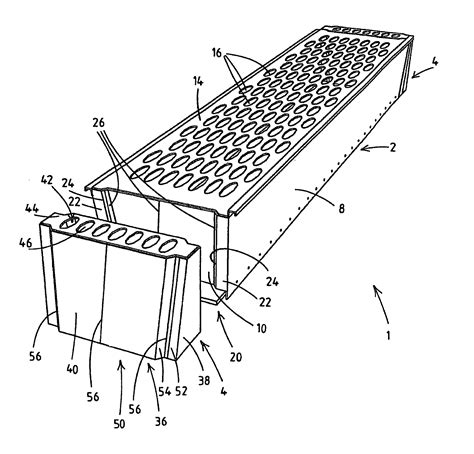 water retaining patent us8621740 water retaining element system and