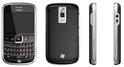 K Touch k touch e608 the low price blackberry bold 9000 from china