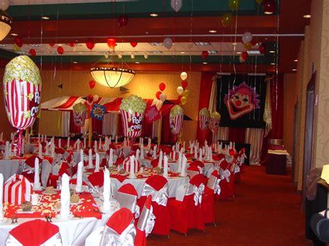 carnival themes ideas circus themed event ideas gallery convention services