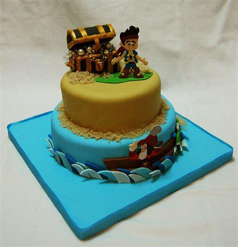 torta barco pirata utilisima tortas de jake y los piratas del pais de nunca jamas imagui