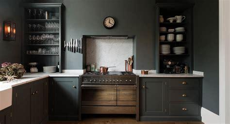 shaker kitchens  devol handmade painted english kitchens