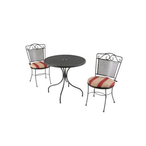 Plantation Patterns Patio Furniture 79 00 Plantation Patterns Napa 3 Patio Bistro Set Dealepic