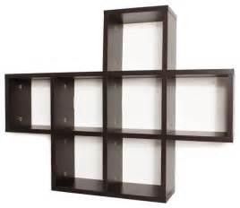 decorative wall mounted shelving units