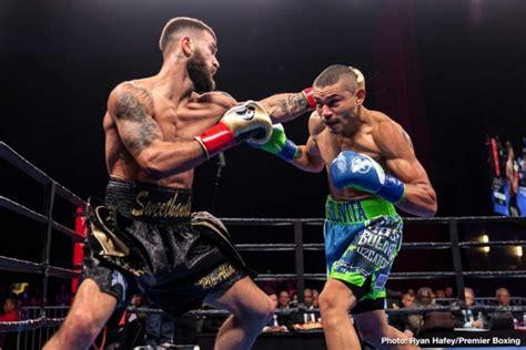 caleb plant defeats jose uzcategui results boxing news