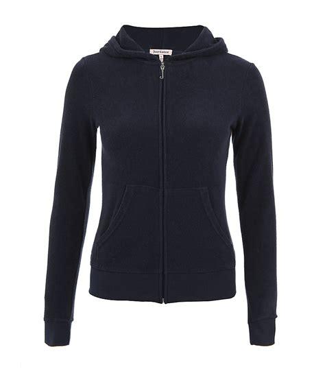 Hoodiejaketsweater Wars 1 couture choose terry hoodie in blue silver lyst