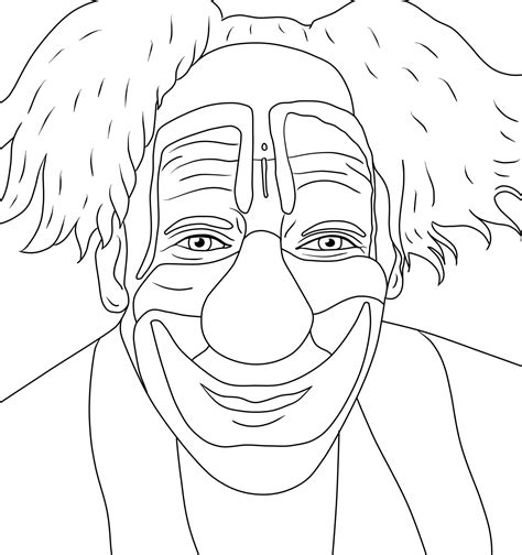 scary coloring pages creepy clown coloring pages coloring home