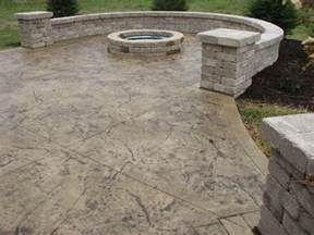 What Is Stamped Concrete Patio Stamped Concrete Nh Ma Me Decorative Patio Pool Deck