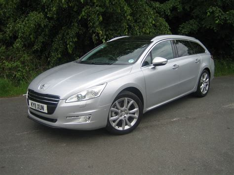 car make peugeot peugeot 508 sw makes a big impression wheel world reviews