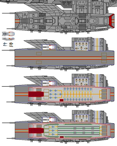 Battlestar Galactica Floor Plan | 1000 images about science fiction on pinterest