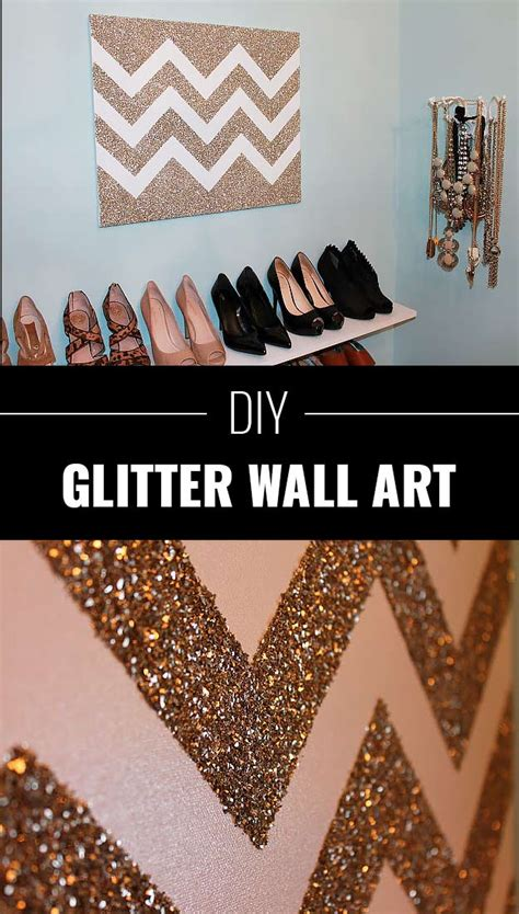 glitter home decor 34 sparkly glittery diy crafts you ll love creative glitter and gift wedding