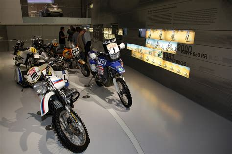 Cross Motorrad Forum by Foto Bmw Cross Motorr 228 Der Im Bmw Museum Vergr 246 223 Ert