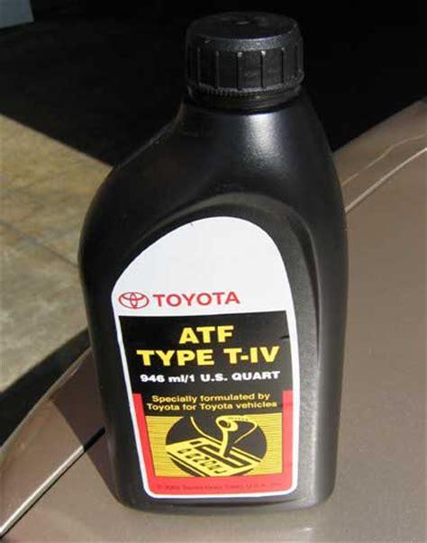 Toyota Transmission Fluid Best Toyota T Iv Transmission Fluid Photos 2017 Blue Maize