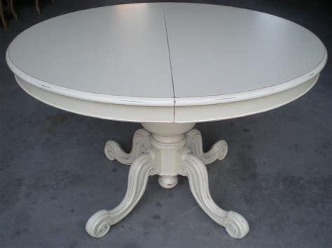 tavolo tondo allungabile tavolo rotondo allungabile in legno di noce e faggio cm