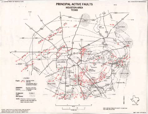 fault lines in texas map about the company
