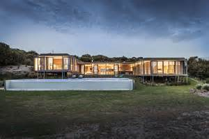 Lake Front House Plans foam road fingal residence by jam architecture