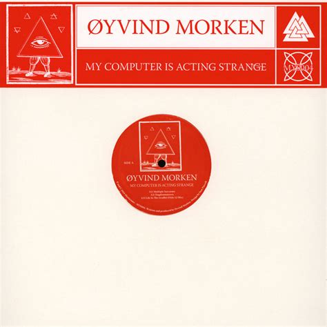 my is acting strange 216 yvind morken my computer is acting strange vinyl record at search vinyl records