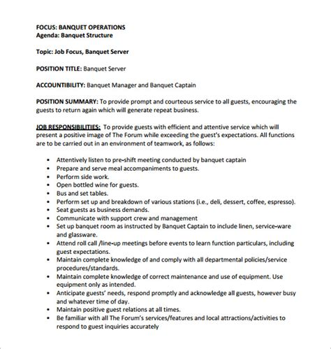 Banquet Chef Description by Banquet Description Choose General Office Clerk Resume Sle Assistant Resume