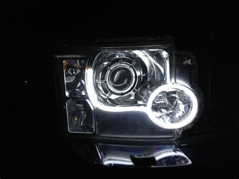 Tab Mito T80 By Discovery lightbar style drl led daytime running lights