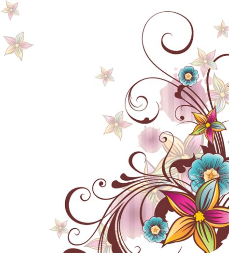 imagenes vectores png vectores de flores en png imagui