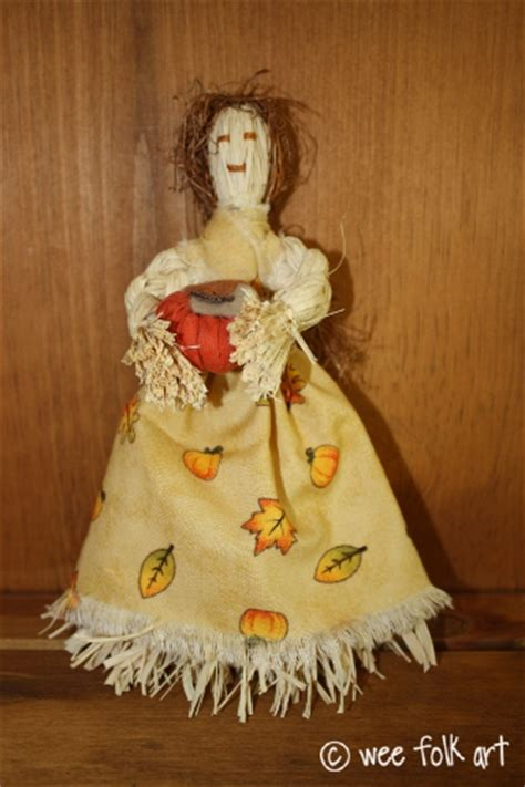 why do white kids have corn husk hair cuts corn husk dolls 187 wee folk art