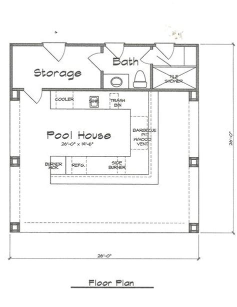 cabana floor plans pin by crystal friddle on outside spaces pinterest
