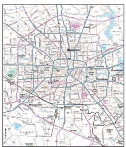 map for houston houston zip code map map travel holidaymapq