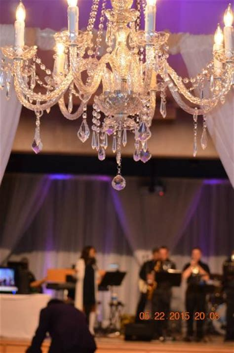 Chandelier Club Pipe And Draping Wedding Wall Draping Cafe Lighting