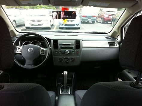 nissan versa interior 2007 2007 nissan versa hatchback pictures information and